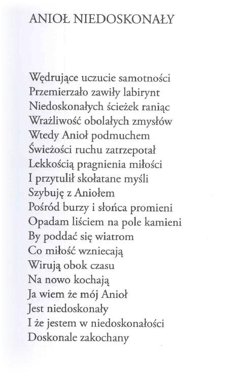 Wiersze Wojciecha Ziółkowskiego Reporter 24pl